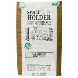 Allen & Page Small Holder Range All-Round Goat Mix 20kg