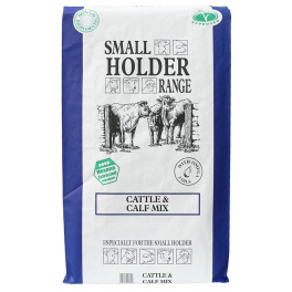 Allen & Page Small Holder Cattle & Calf Mix 20kg