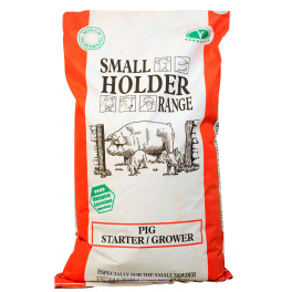 Allen & Page Small Holder Pig Starter Grower Pellets 20kg