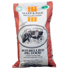 Allen & Page Pot Bellied Pig Food 20kg
