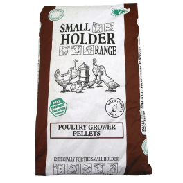 Allen & Page Small Holder Range Poultry Growers Pellets