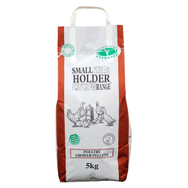 Allen & Page Small Holder Range Poultry Growers Pellets 5kg