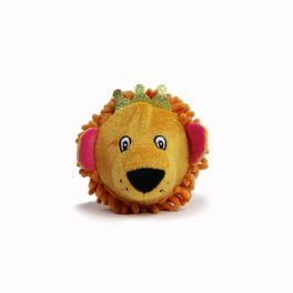 Ancol Small Bite Lion Dog Toy