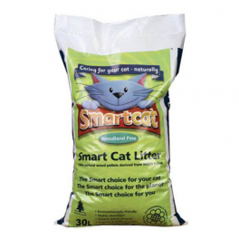 SmartCat Wood Cat Litter