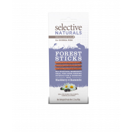 Selective Naturals Forest Sticks Small Animal Treats