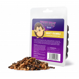 Spike's Dinner Insect Crumble 100g