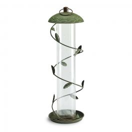 Peckish Spiral Finch Bird Feeder