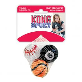 KONG Sport Balls X-Small 3 Pack Dog Toy