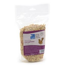 RSPB High Energy Suet Sprinkles Wild Bird Treat