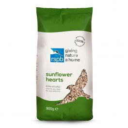 RSPB Premium Sunflower Hearts Wild Bird Food 1.8kg