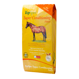 TopSpec Super Conditioning Flakes Horse Food 20kg