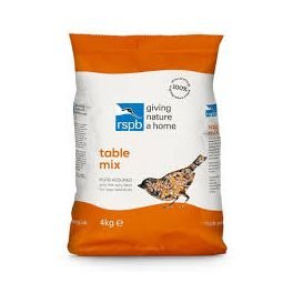 RSPB Table Seed Mix Wild Bird Food 1.8kg