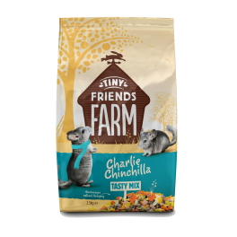 Tiny Friends Charlie Chinchilla Tasty Mix 2.5kg