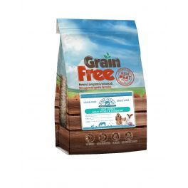 Foss Feeds Grain Free Light Adult Dog Food with Turkey 2kg