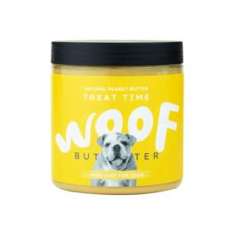 Woof Butter Treat Time Peanut Butter For Dogs 250g