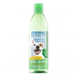 Tropiclean Fresh Breath Water Additive for Dogs and Cats 473ml
