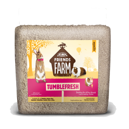 Tiny Friends Farm Tumblefresh Bedding for Small Animals 8.5L