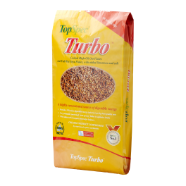 TopSpec Turbo Flakes Horse Food 20kg