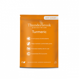 Thunderbrook Turmeric Horse Supplement 1kg