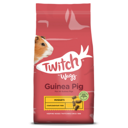 Twitch by Wagg Guinea Pig Nuggets