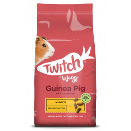 Twitch by Wagg Guinea Pig Nuggets 10kg