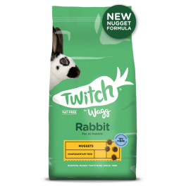 Twitch by Wagg Rabbit Nuggets