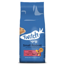 Twitch by Wagg Small Rodent Museli 1kg