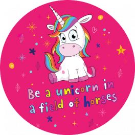 Horslyx Mini Gift Sleeve Be A Unicorn