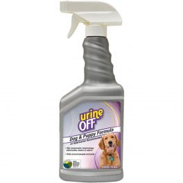 Urine Off Dog and Puppy Formula Stain and Odour Remover 500ml
