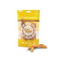 Kai Kuri Venison Tendons Dog Treat 120g