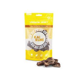 Kai Kuri Venison Jerky Dog Treats 85g