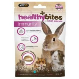 VetIQ Healthy Bites Immunity Care For Small Animals 30g