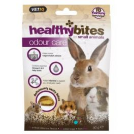 VetIQ Odour Care Healthy Bites For Small Animals 30g