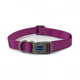 Ancol Viva Quick Fit Adjustable Collar Purple
