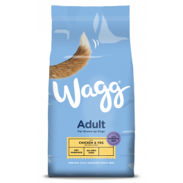 Wagg Complete Adult Dog Food with Chicken & Veg 12kg