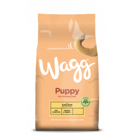 Wagg Complete Puppy Food with Chicken & Yucca Extract