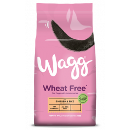 Wagg Complete Wheat Free Dog Food with Chicken & Rice 2kg