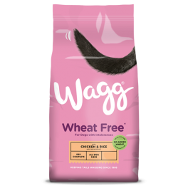 Wagg Complete Wheat Free Dog Food with Chicken & Rice