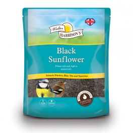 Harrisons Black Sunflower Seeds Wild Bird Food