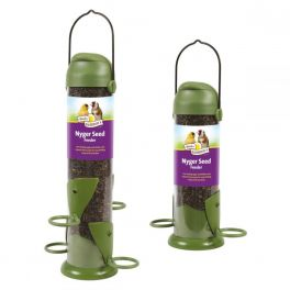 Harrisons Flip Top Nyger Seed Bird Feeder