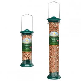 Harrisons Die-Cast Peanut & Suet Feeder