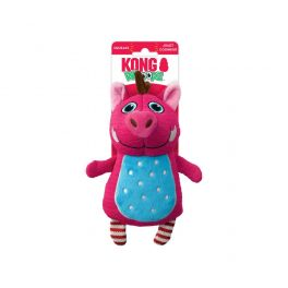 KONG Whoopz Small Warthog Dog Toy