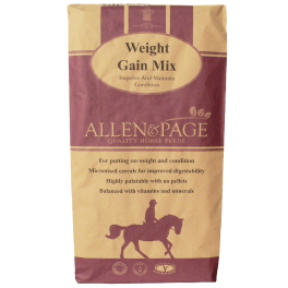 Allen & Page Weight Gain Mix Horse Food 20kg