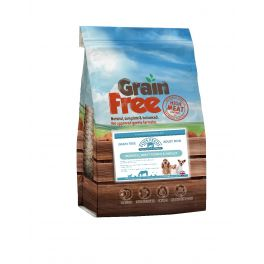 Foss Feeds Grain Free Adult Dog Food with Haddock
