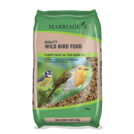 Marriages Wild Bird Food 20kg