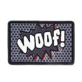 Pet Rebellion Absorbent Food Mat Woof Design