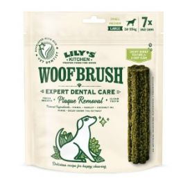 Lily's Kitchen Woofbrush Natural Dental Chews Large Dog Treats Large