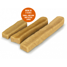 Yakers Dog Treat (3 Sizes Available)