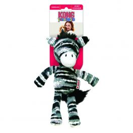 KONG Yarnimals Zebra Small/Medium Dog Toy