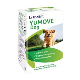 Lintbells YuMOVE Dog Joint Supplement Tablets